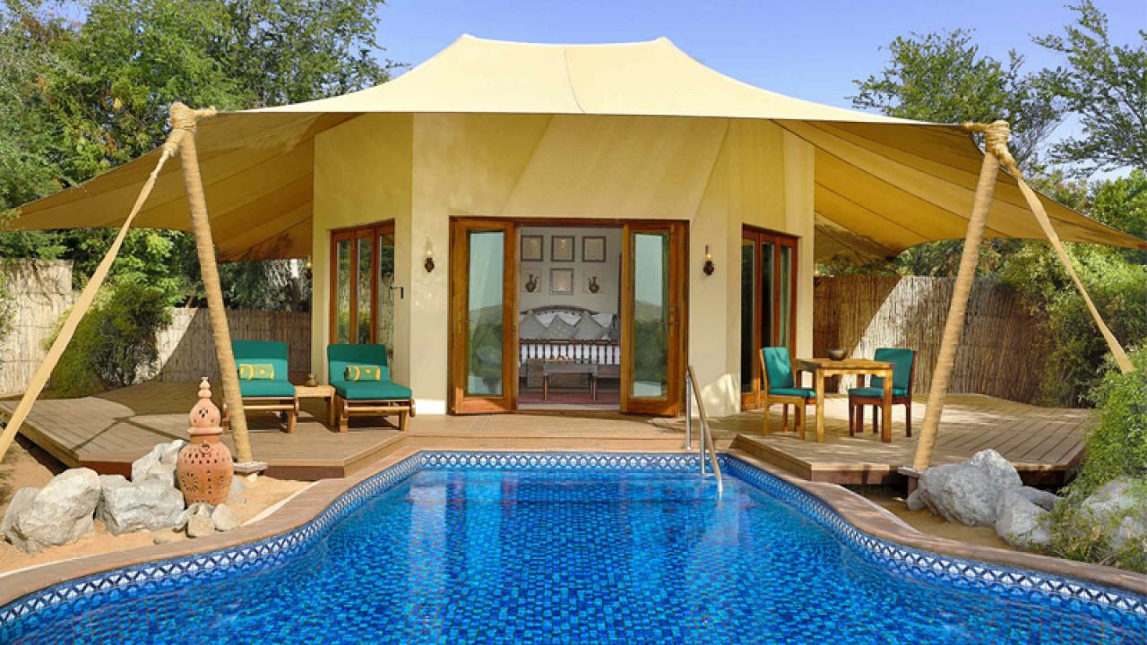 Al Maha Desert Resort - Dubai, Emiratos Árabes Unidos