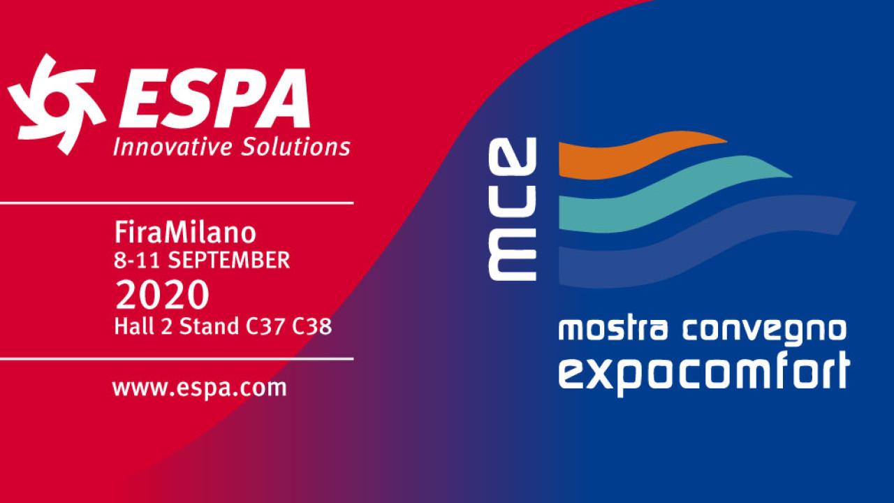 New dates Mostra Convegno 2020, Milan