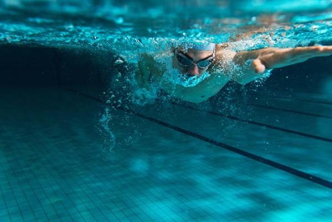 Gegenstromschwimmen